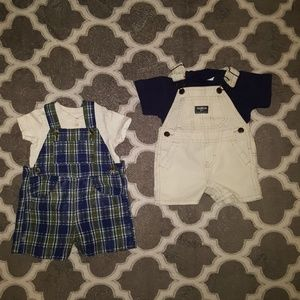 Baby boy lot of 4, Sizes 3-6m 6m